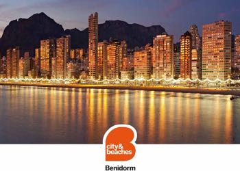 Folleto Turismo Benidorm