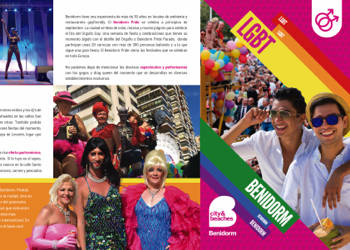 Folleto LGBT Benidorm