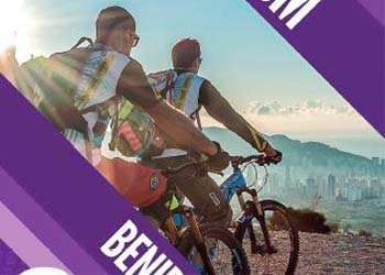 Folleto Ciclismo y Mountain Bike (MTB) Benidorm