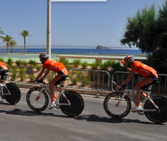 Cycling Tourism in Benidorm