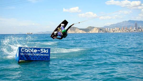 Cable Ski Benidorm