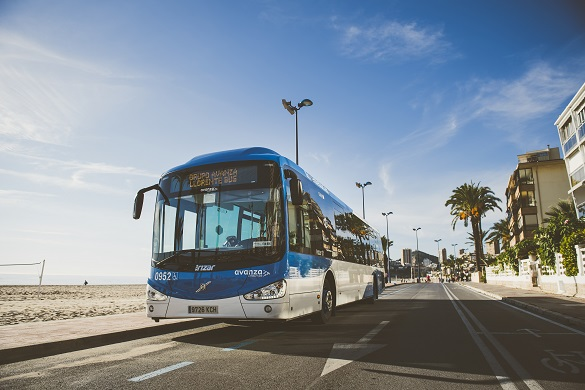 Llorente Bus Transporte Urbano Benidorm-Turismo de Benidorm VisitBenidorm